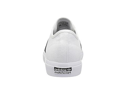 Blanco Matchcourt Skateboarding Calzado Core Calzado Negro Adidas RX Blanco IwHUq5xIaR