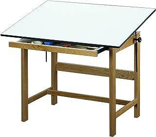 Titan Wood Table 36x48x37