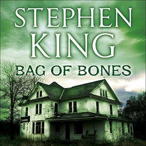 Bag of Bones audiobook cover art
