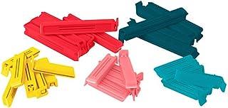 comprar comparacion Ikea Bávara Cierre Horquillas, Multicolor, 16x12x3 cm, 30 Unidades