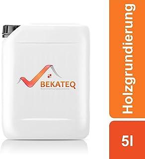 BEKATEQ LS-422 Holzschutzgrundierung farblos, 5l, Grundierung, Holzgrundierung