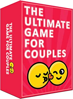 The Ultimate Game for Couples - Fun Conversation Starters and Challenges - Connect with Your Partner or Play with Other Couples