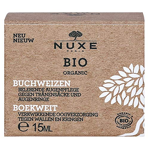 Nuxe Nuxe Bio Tratamiento Energizante Ojos 15Ml 21 g
