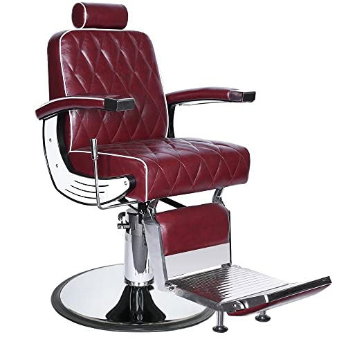 Old Barber Chairs >> Vintage Barber Chair Amazon Com