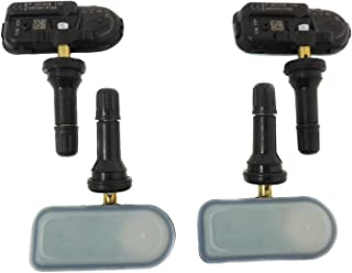 Chrysler 68249197AA 434 MHz Tire Pressure Monitoring System (2014-15 Ram Pickup Jeep Cherokee), 4 Pack