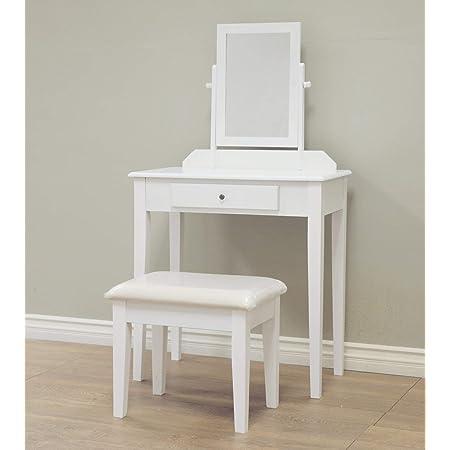 Frenchi Furniture vanity set, White