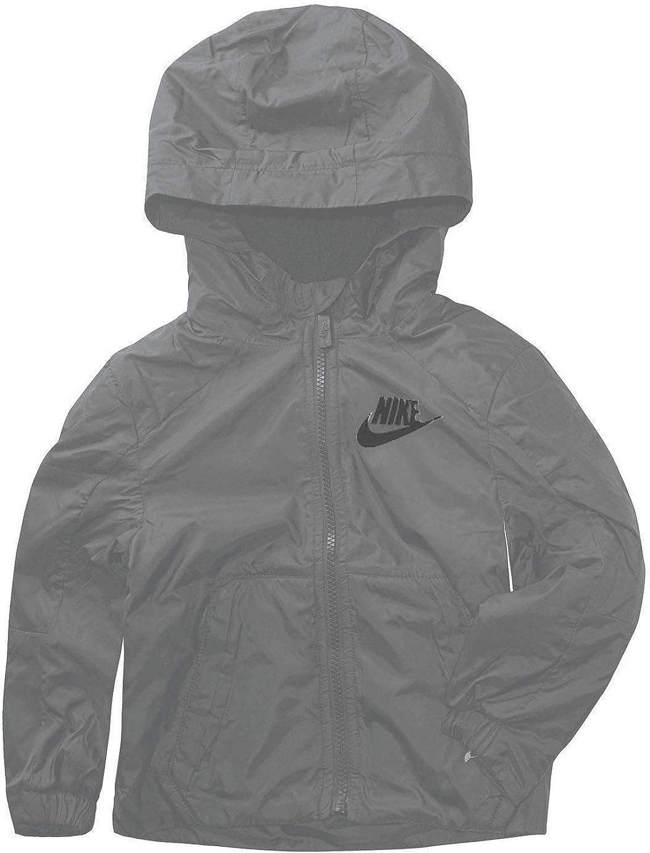 Nike Toddler Super popular specialty store Boys Fleece Water Raincoat Popularity Repellent Lined
