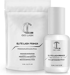 Elite Eyelash Extension Primer/Pre-Treatment (15ml) - Professional Lash Cleanser & Protein Oil Remover For Individual Mink...