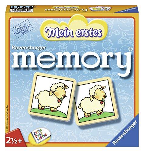 Ravensburger Kinderspiele 21130 - Mein erstes memory