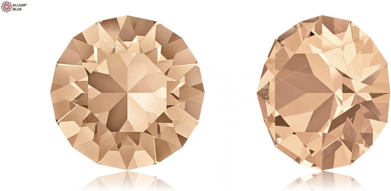 Swarovski Crystals 1171784 Round Stones 1088 SS 29 SILK F, 288 Pieces