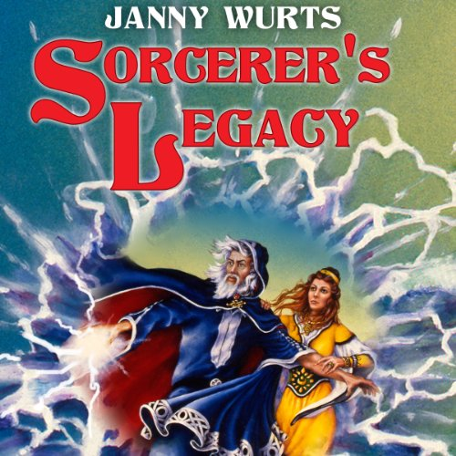 Sorcerer's Legacy audiobook cover art