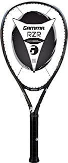 Gamma Sports RZR Bubba Tennis Racquet, Premium Light Weight Adult Racket w/ Large Head, 27 or 29 inch for Extended Reach and Sweet Spot
