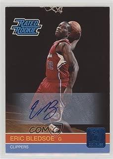 Eric Bledsoe #234/399 (Basketball Card) 2010-11 Donruss - [Base] - Signatures [Autographed] #245