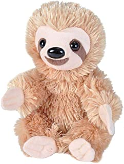Wild Republic Sloth Plush, Stuffed Animal, Plush Toy, Gifts for Kids, Hug'Ems 7