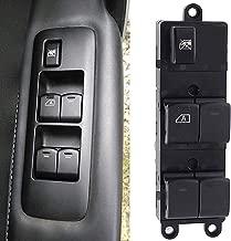 I-Joy 25401BB65B 25401-JD00B Power Window Master Switch Fits Nissan Navara Pathfinder Qashqai Replaces 25401-EB30B 25401-BB65B 25401-BR00B 25401-JD001 25401-5x010 25401JD00B