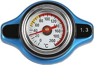 siwetg Term/ómetro Digital LED -50~110 /°C, CC 5-12 V, indicador de Temperatura para Coche