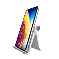Portronics Modesk 200 Universal Mobile Phone Stand For Desktop Table For All Device Size Upto 7 inch