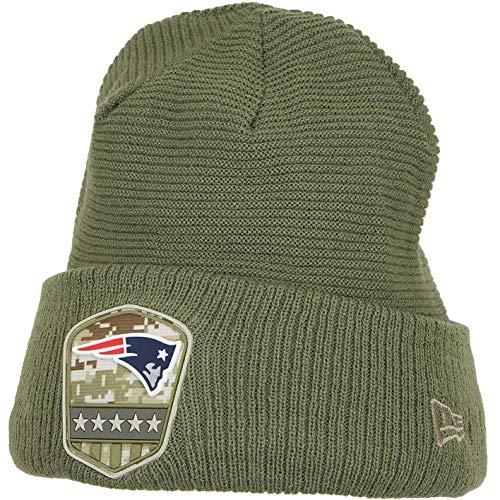 New Era On Field Salute to Service NFL - Gorro de invierno,...