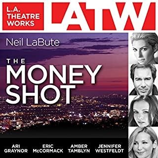 The Money Shot audiobook cover art