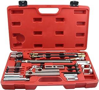 UTMALL Engine Valve Spring Compressor Stem Seal Removal Tool for BMW VW Audi Mercedes