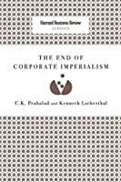 The End of Corporate Imperialism