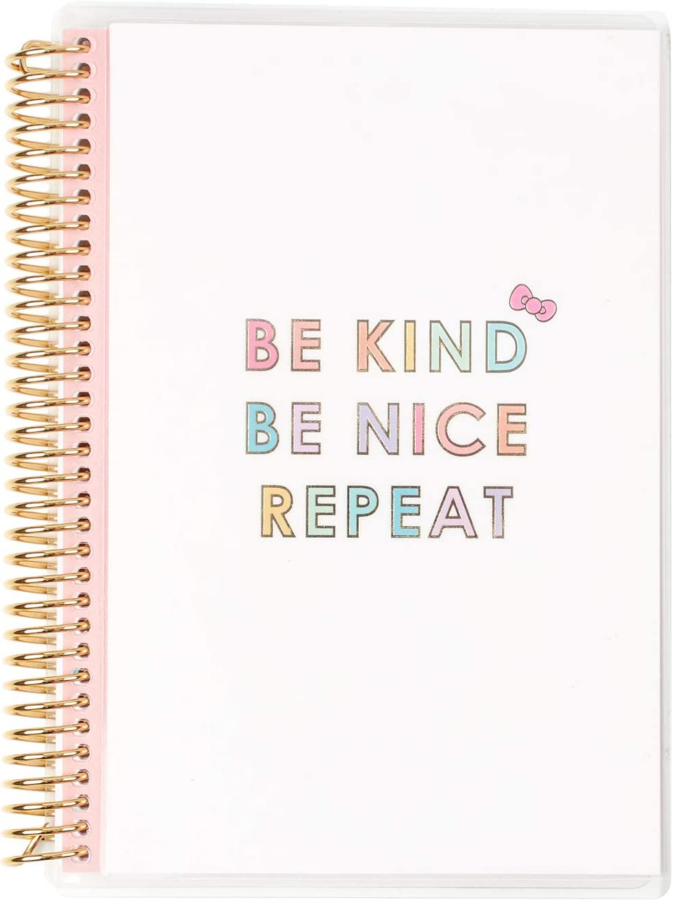 Erin Condren Over item handling A5 Inventory cleanup selling sale Spiral Coiled Daily Kitty Hello Kindnes Notebook