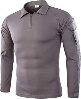Tactical Military Combat Long Sleeve