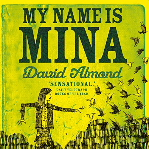 My Name Is Mina audiobook cover art