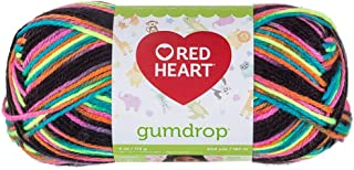 Red Heart Yarn Red Heart Gumdrop Licorice
