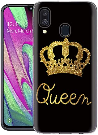 coque samsung a40 queen