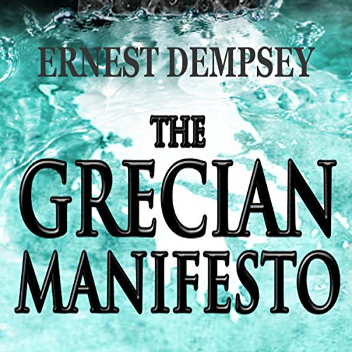 The Grecian Manifesto audiobook cover art