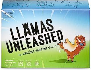 Llamas Unleashed Base Game, 2-8 Players