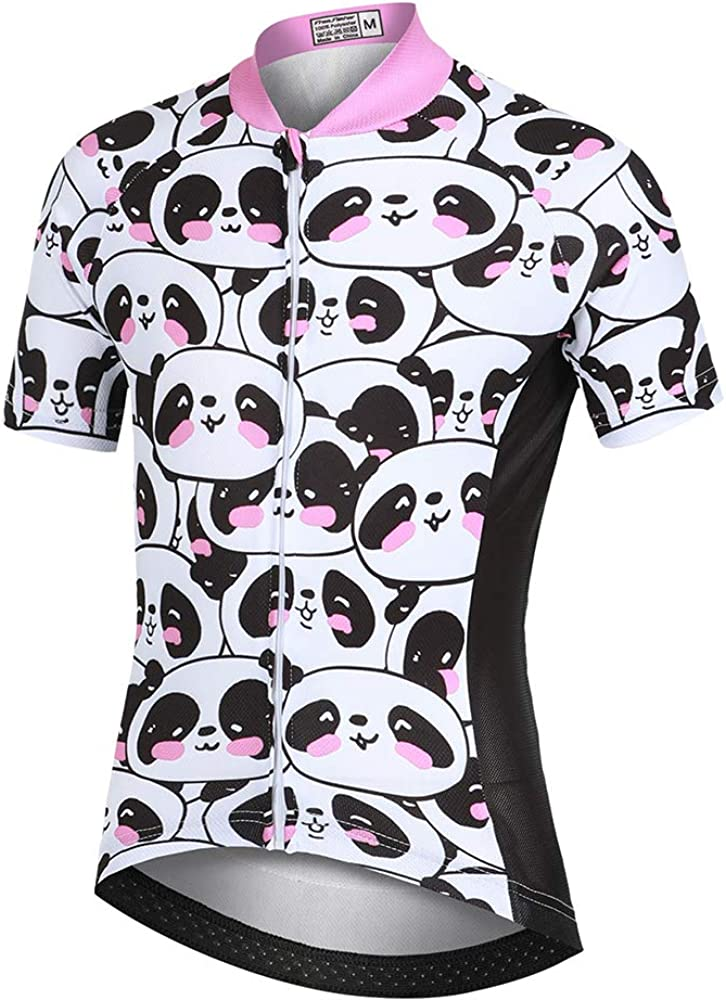 Cycling Jersey Kids Short Sleeve Mount Cartoon Road Max 77% OFF Same day shipping
