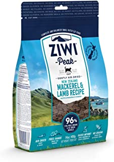 ZiwiPeak ジウィピーク エアドライ・キャットフード NZマッカロー&ラム 400g