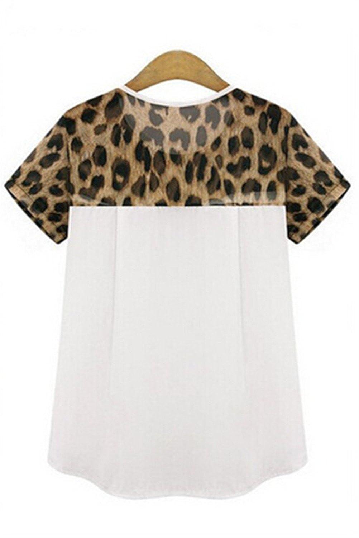 [美しいです] レディース Tシャツ ブラウス 春 夏 刺繍 スリム 短袖 シースルー フォーマル