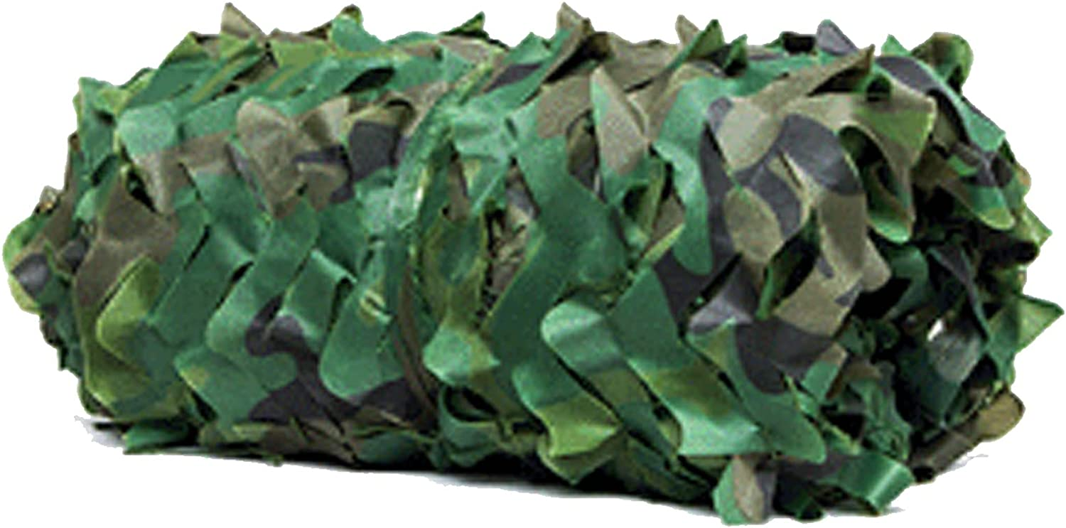 Fort Worth Mall ZCBHSD Camo Netting Woodland Camouflage Net Army Soldering Hunting Shootin
