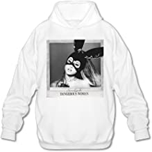 LOIUP Men Ariana Grande – Into You Cool Hoodies Hooded Sweatshirt Fashion