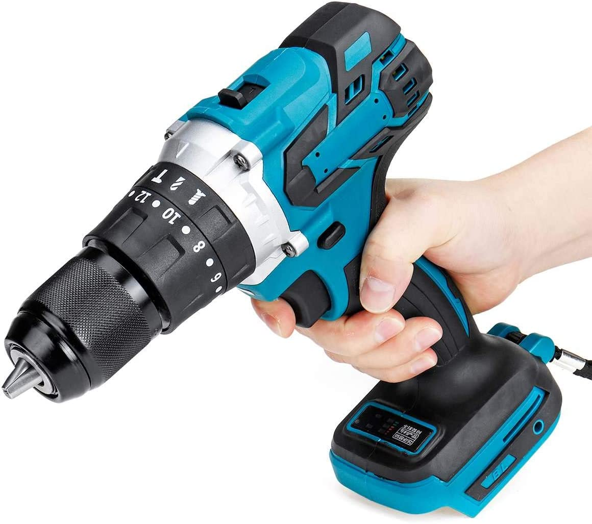 DACHENZI 3 In 1 Brushless Hammer Popular products Bombing free shipping Electric Drill Screwdr