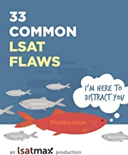 33 Common LSAT Flaws