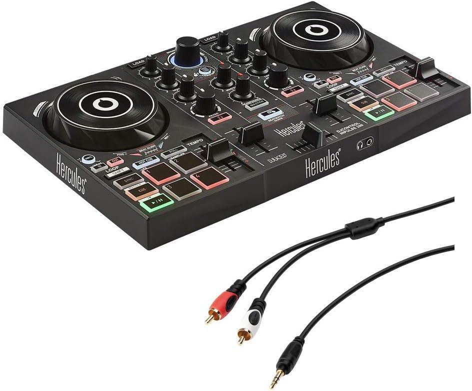 Hercules DJ Control Inpulse 200 with 8