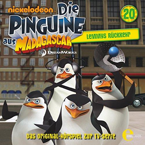 Lemmys Rückkehr (Die Pinguine aus Madagascar 20) Titelbild