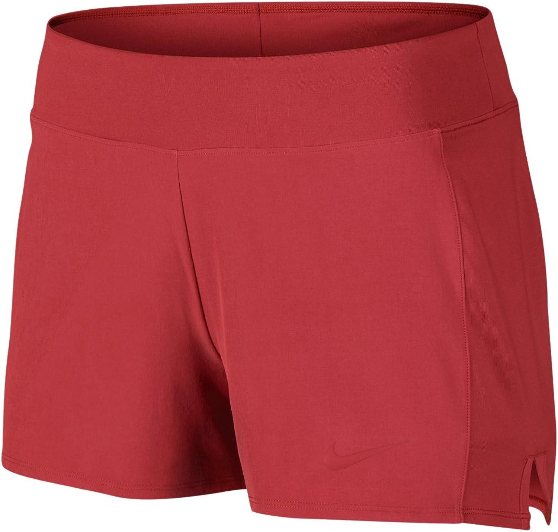 Nike Damen Oberbekleidung Baseline Shorts Long rot, XS B010N9I9ZA B010N9I9ZA B010N9I9ZA  Schön a11aed