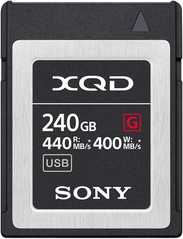 Sony QDG240F - Tarjeta de memoria flash (240 GB)