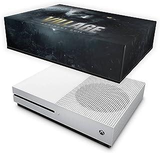 Capa Anti Poeira Xbox One S Slim - Resident Evil Village