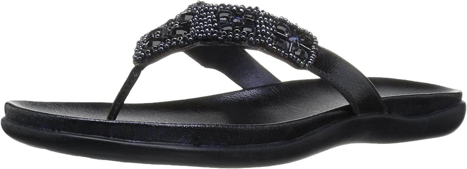 Kenneth Cole REACTION 2021 Women's Save money Thong Glam-athon Sandal