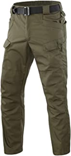 Flygo Men's Military Ripstop Trousers Waterproof Hiking Climbing UTP Urban Tactical Pants