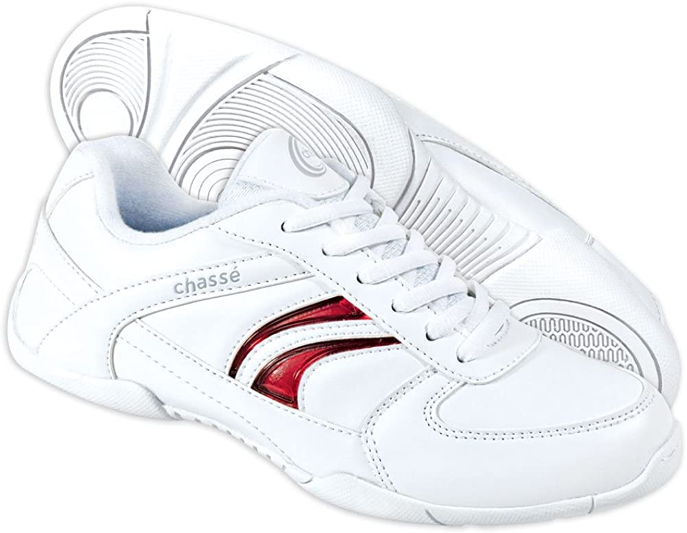 Chasse Max 47% OFF Save money Flip IV Cheerleading Shoes - Cheer White Sneakers