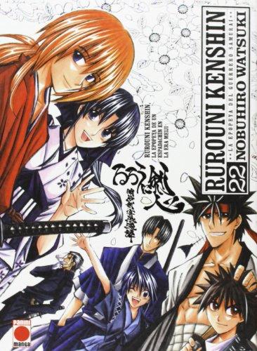 Rurouni Kenshin 22 - Edición Integral