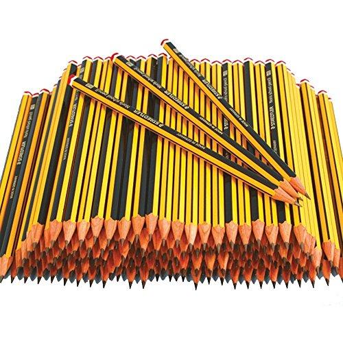 Staedtler Noris Lapis per uso scolastico, grado di durezza: HB, confezione da 36 Confezione da 36 Multi