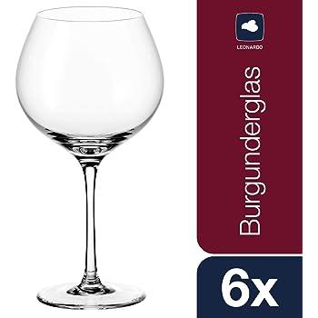 Burgunder Glas 66cl Ciao 061450 Leonardo Burgunderglas Ciao